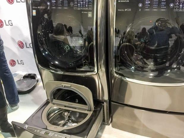 LG-Sidekicks Washer and Dryer