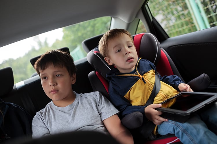 Frazzled Mom VS #TheRightSeat - Is your child in the right car seat?