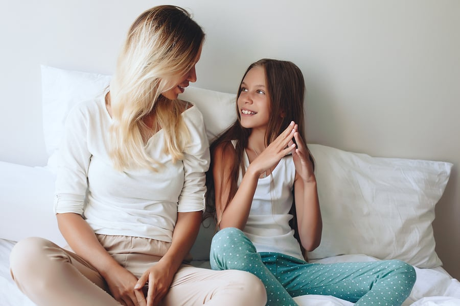 "Having ""the talk"" with your tween"