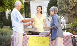Yard Sale Survival 101: I did it and you can too!