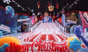 Gaylord National Christmas Around the World