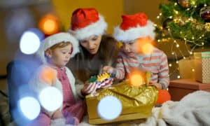 All I Want for Christmas, #RealityMom Style