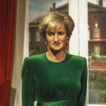 Princess Diana Wax Figure