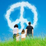 raising kids to be peaceful