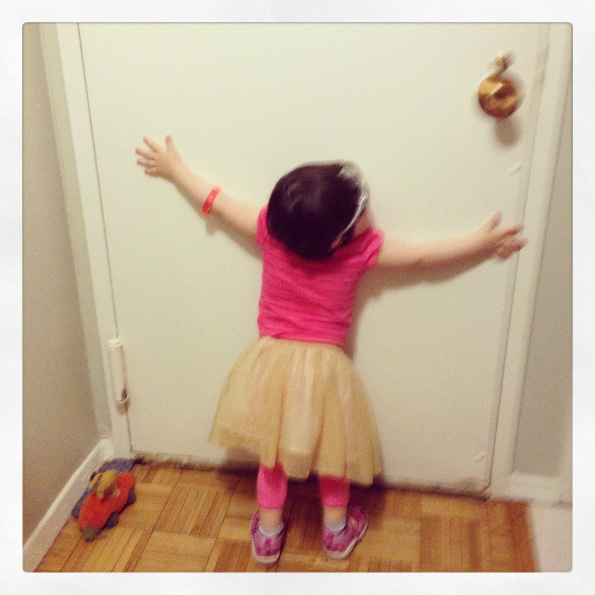 I love you, Door!